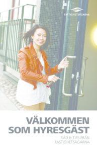 thumbnail of Valkommen som hyresgast